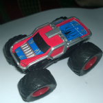 Majorette Spider-man 3 big wheels monster truck